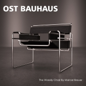 The Wassily Chair By Marcel Breuer