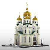 Спасо-Преображенский кафедральный собор г. Хабаровск