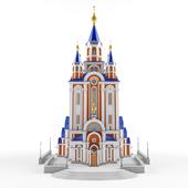 Хабаровский собор в честь Успения Божией Матери