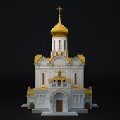 Храм Святой Княгини Елизоветы г. Хабаровск