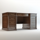 Classic table for work. China (noname)