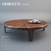 Giorgetti round table