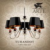 Люстра Arte Lamp A4011LM-5CC Turandot