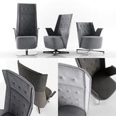 ESTEL EMBRACE lounge chairs