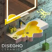 Disegno ceramica - Splash 150/1
