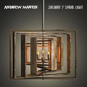 Andrew Martin - Zachary 7 Spiral Light - 2015