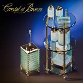 Cristal et bronze - Prestige - Cut Cristal