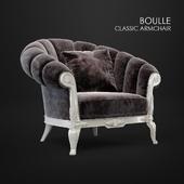 Classic Armchair BOULLE