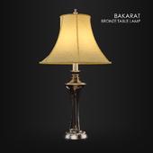 Bakarat Bronze Table Lamp