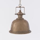Люстра Old Copper Pendant Bi
