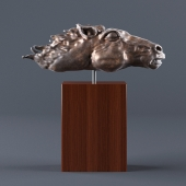 Скульптура Christopher Guy  Java Café Varnish