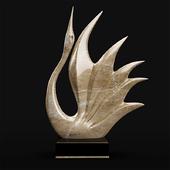 Bird of Happiness Sculpture