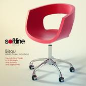 "Кресло Softline Kit ""Bisou"""