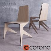 Mosquito Chair by Michael Bihain