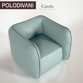 "Кресло Polodivani ""Carola"""