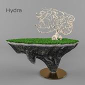 Декор - Летающий остров Hydra