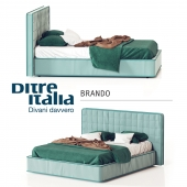 Ditre Italia BRANDO bed