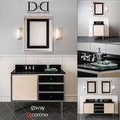 Devon&Devon - Jazz collection (3 Vanity Unit)