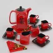Tea Set (Чайный Сервиз)