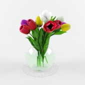 Tulips (Тюльпаны)