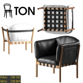 Dowel by Ton leather