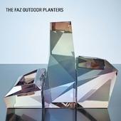 THE FAZ OUTDOOR PLANTERS