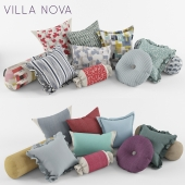 A set of pillows from Villa Nova