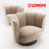 Longhi Ludwig chair and table