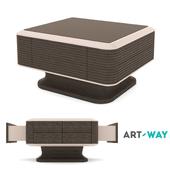 Art Way - журнальный стол Estet Venge