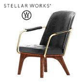 Utility Lounge Chair by Stellar Works
