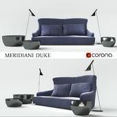 Meridiani Duke Sofa