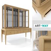 Art Way - витрина Oak Dot