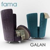 Кресло GALAN