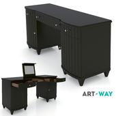 Art Way - Туалетный стол Millenium Choko