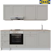 Кухня IKEA Кноксхульт