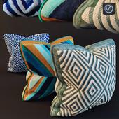 3 Cushions 1st set