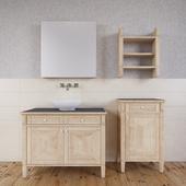 Мебель для ванной True Oak