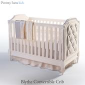 Blythe Convertible Crib | Pottery barn