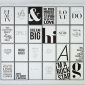 сборник  из 24 постеров  в рамках