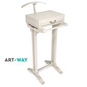 """Art Way - Напольная вешалка """"Mister Nort Milk"""""""