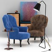 Сет мебели от KARE-DESIGN