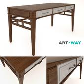 "Art Way - Письменный стол ""Nobele oak Dark"""