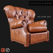 Hancock & Moore Author chair
