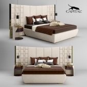 Capital Collection Jubilee Letto