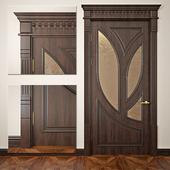 Дверь в стиле классика
