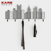 Kare / Coat Rack Skyline