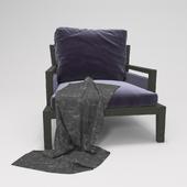 Кресло фабрики Poliform Soori_Highline