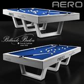 Бильярдный стол «Aero» от Billards Breton