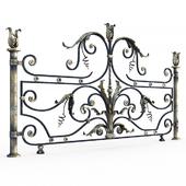 Кованая ограда 2