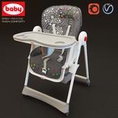 Стульчик для кормления Baby Prestige Avion Comfort